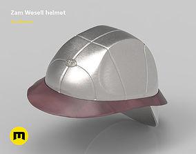 Zam Wessel Helmet 3D printable model