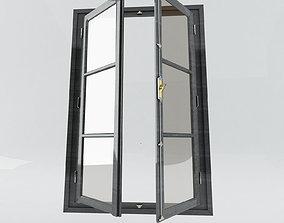 3D model old window