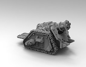 3D print model Legion Longsword with Quadruple Mortar