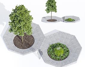 Otto tree-grill 3D