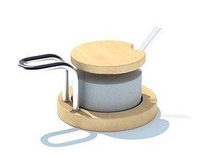 3D salt container