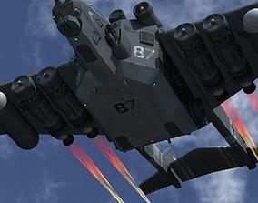 Aircraft Condor 3D model