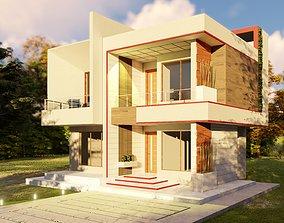 House Exterior residental 3D model