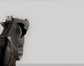 Revolver 3D danger