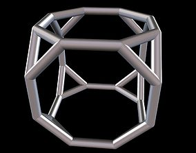 040 Mathart - Archimedean Solids - 3D printable model 5