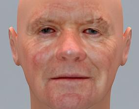 3D Anthony Hopkins
