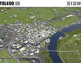 Toledo 3D