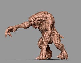 Troll 3d print model miniatures