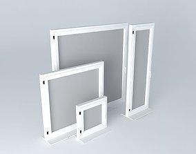 3D model Dynamic window