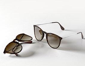 3D model Erika Classic Sunglasses