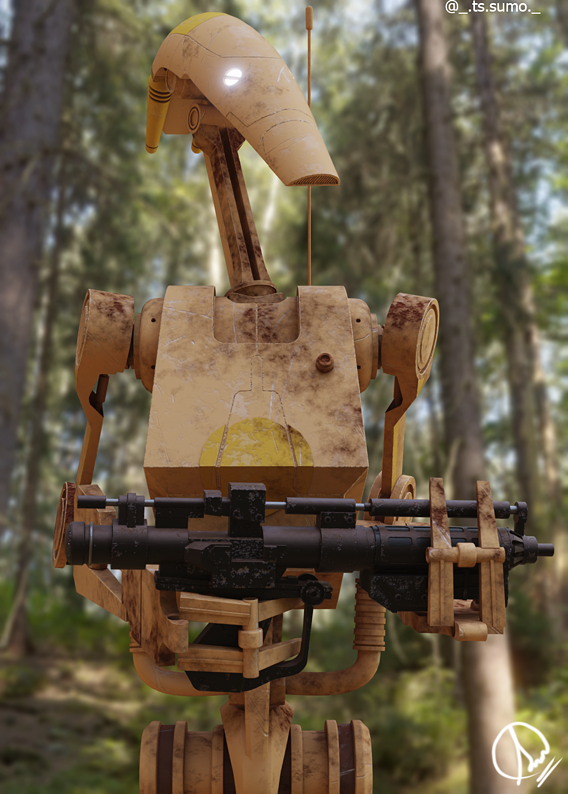 B1-Battle Droid
