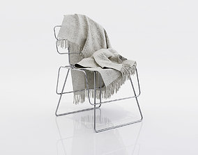 3D Blanket for a chair