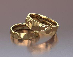 marriage Wedding Band 3D printable model