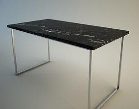 Simple minimalist table 3D model