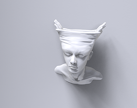 The mind escapes 3D printable model