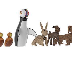 3D Kay Bojesen Collection 04