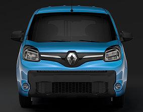 Renault Kangoo Combi L2 2017 3D model