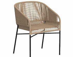 3D Varaschin Cricket Chair