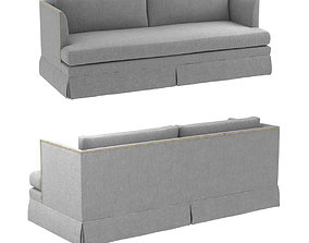 MARIELLA SKIRTED SOFA by mitchell gold and bob williams 3D