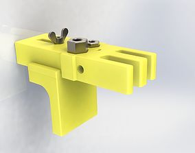 6 8mm conductor for drilling 3D printable model