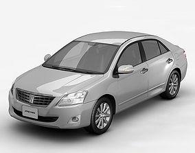 3D model Toyota Premio 2010