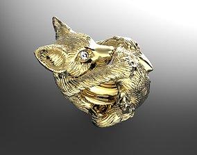 Fox Sharm 3D print model
