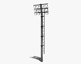 3D model Stadium Light