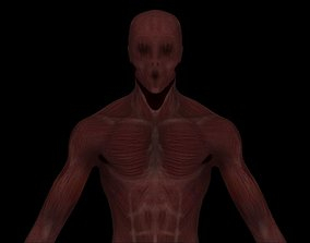 Embryo Adult - 3D Horror Creature - realtime