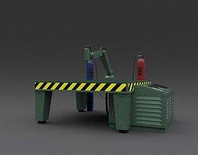 3D asset Machine 03