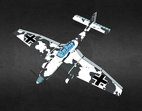 3D model VR / AR ready junkers-ju-87