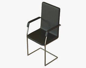 3D model Meeting Room Chair Office