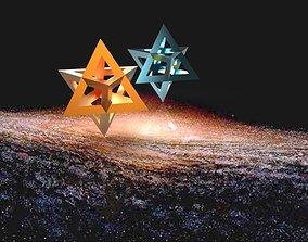 3D print model Star