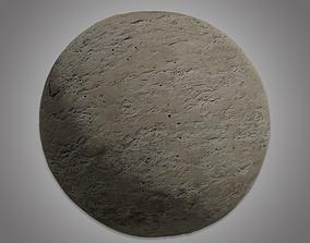 3D Concrete Material Textures
