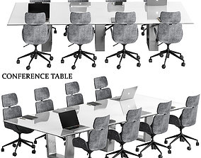 conference table 20 3D