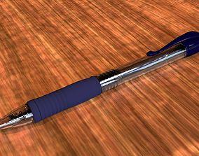 writing Ballpoint Pen 3D