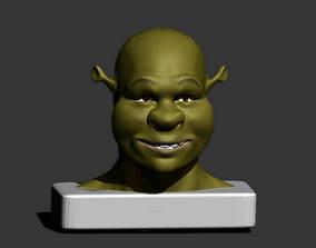 Shrek or Ninja Turtle 3D printable model