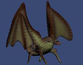 New Dino 3D model
