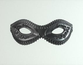 3D print model Carnival Mask - 03