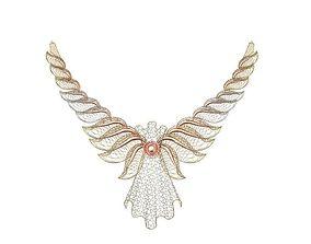necklace shells 3D print model