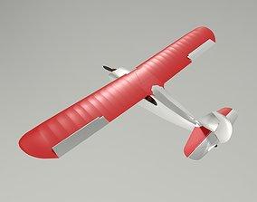 Aeronca 7AC Champ Aircraft 3D