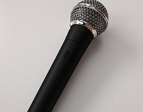 Microphone 3D public