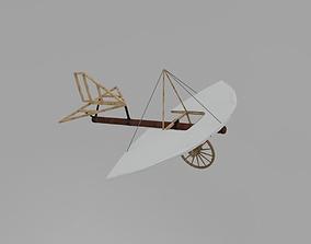 Alexander Liwentaal sailplane 3D model
