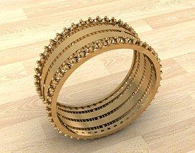 jewelry 3D print model Ring 14