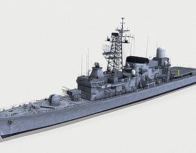 3D model Hatsuyuki DD-127