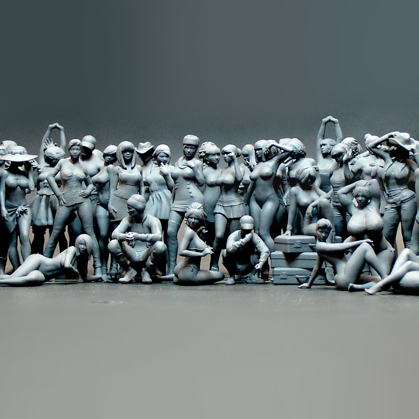 My 3D Printed Models