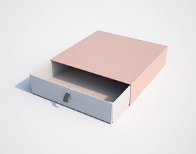 Box Drawer 3D model
