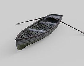 3D model Rowboat 1C
