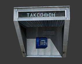 Taxafon 3D model