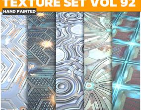 Scifi Vol 92 - Game PBR Textures 3D model
