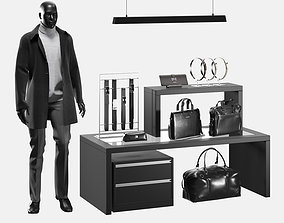 Accessories for boutique 3D